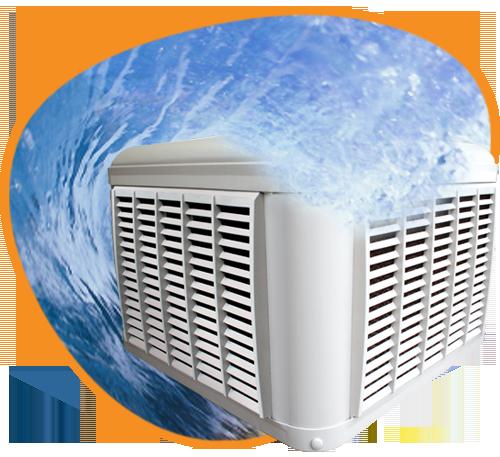 Evap-Cooling