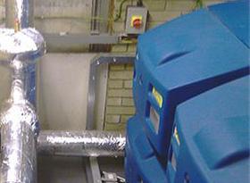 modular commercial boiler