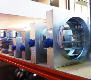 ventilation dampers