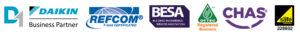 Air Ability HVAC trade logos